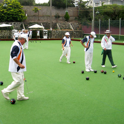 Artificial grass for Bowls