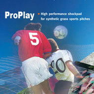 Synthetic grass proplay